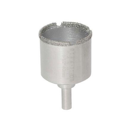 "HH112BIT 1-1/2"" Electroplated Diamond Bit 8 mm Shank"