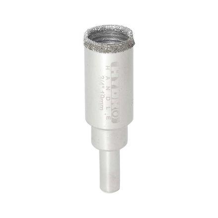 "HH34BIT 3/4"" Electroplated Diamond Bit 8 mm Shank"